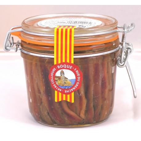 Filet d'Anchois à l' huile de Collioure