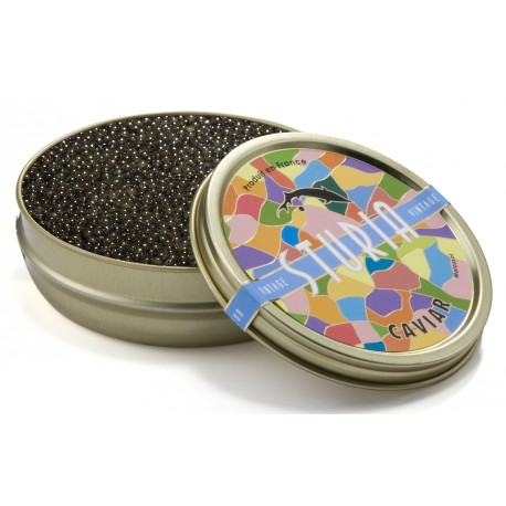 Caviar Sturia Vintage