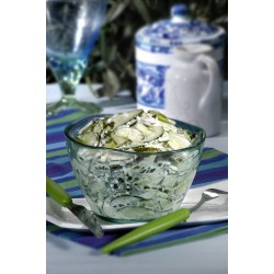 Salade de Concombres à la Crème