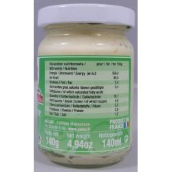 Raifort d'Alsace râpé nature, pot de 140 g