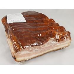 Poitrine de Porc Salée Fumée Cuite