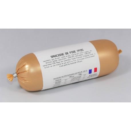 Saucisse de Foie, pièce de 250g