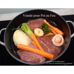 Colis de Viandes pour Pot au Feu, pour 10 pers, 3,570 kg