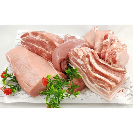 Colis Viande de Porc, 5 kg