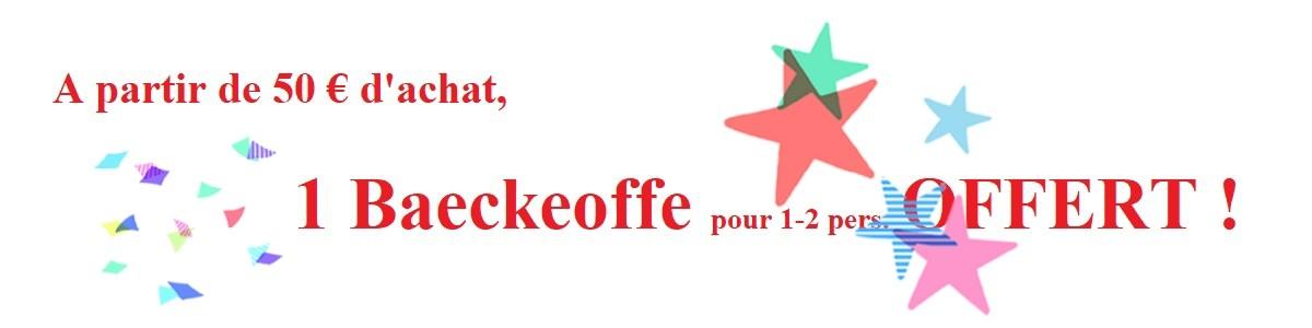 GRATUIT 1 BAECKEOFFE